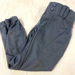 Champro baseball pants youth medium zip fly